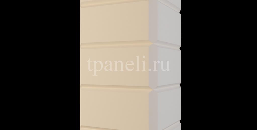 Рустовый камень из пенополистирола РС-1