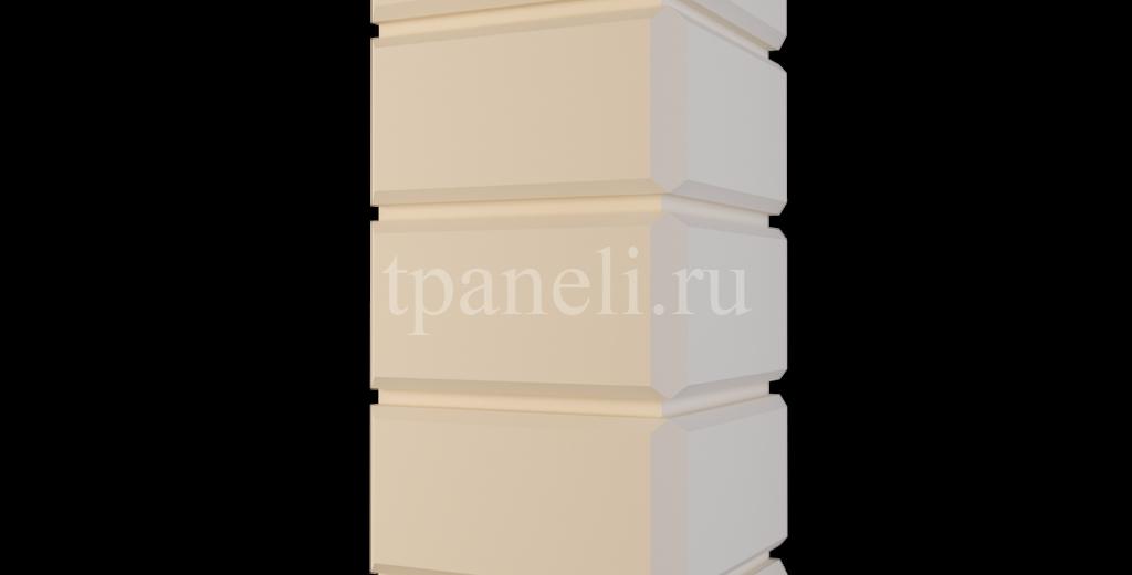 Рустовый камень из пенополистирола РС-3