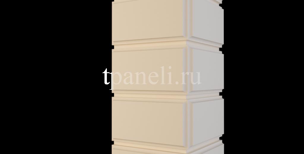 Рустовый камень из пенополистирола РС-4