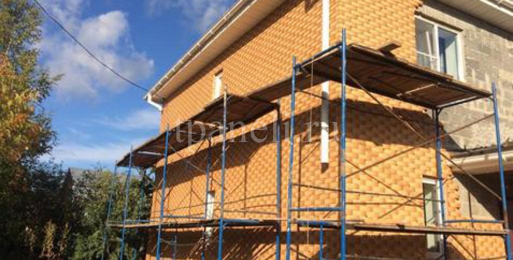 Фасадные клинкерные термопанели Cerrad Gobi rustico