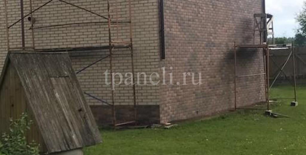 Фасадные клинкерные термопанели Cerrad Loft brick Salt