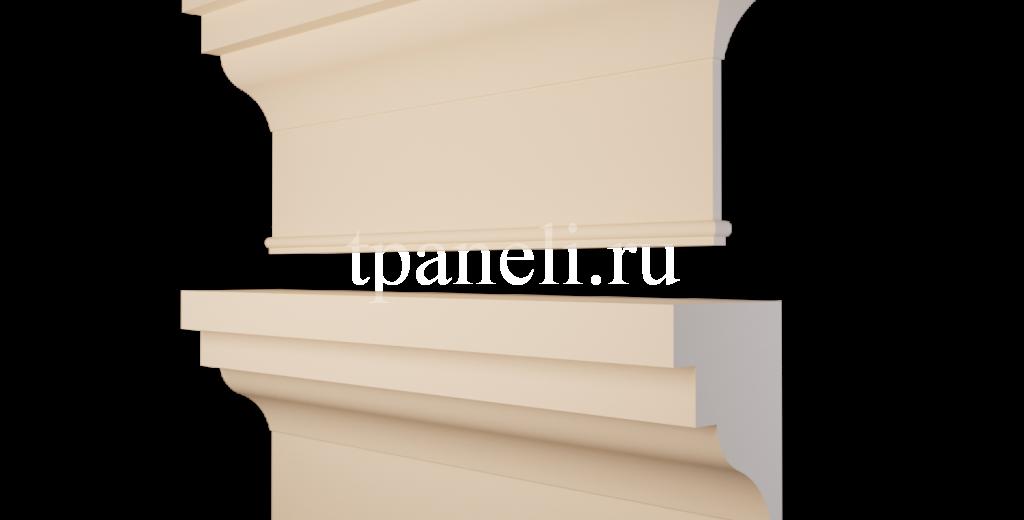 Карниз фасадный КФ-01