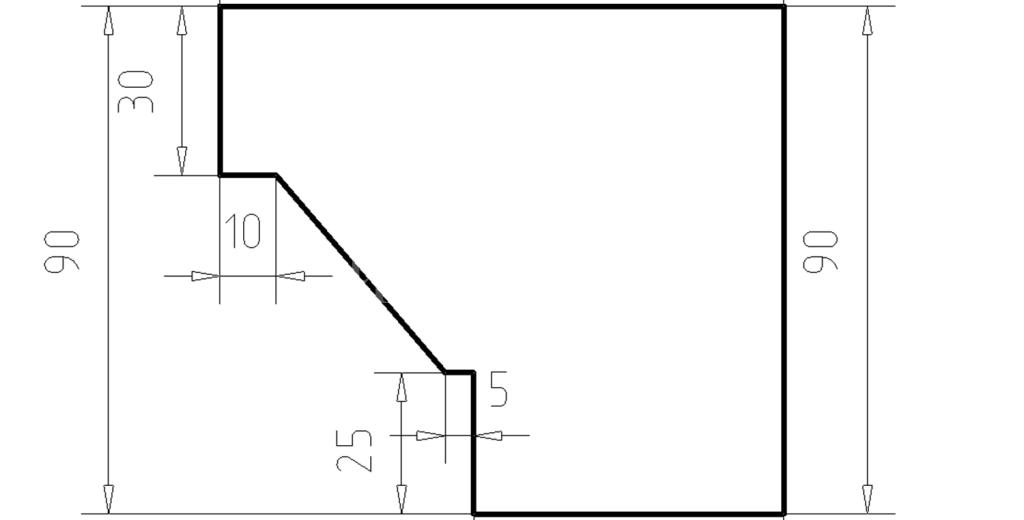 Карниз фасадный из пенополистирола КФ-12