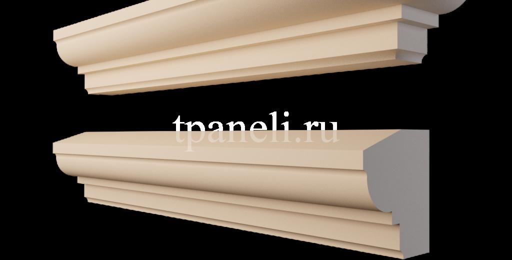Карниз фасадный из пенополистирола КФ-34