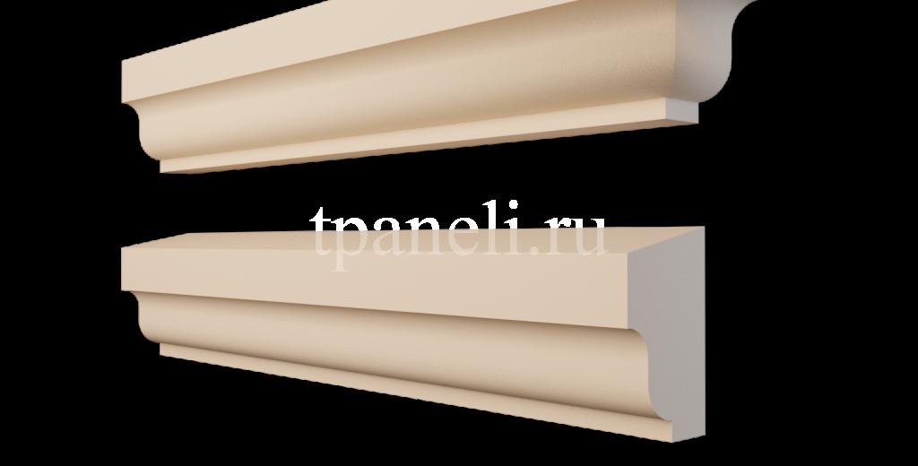 Карниз фасадный из пенополистирола КФ-40