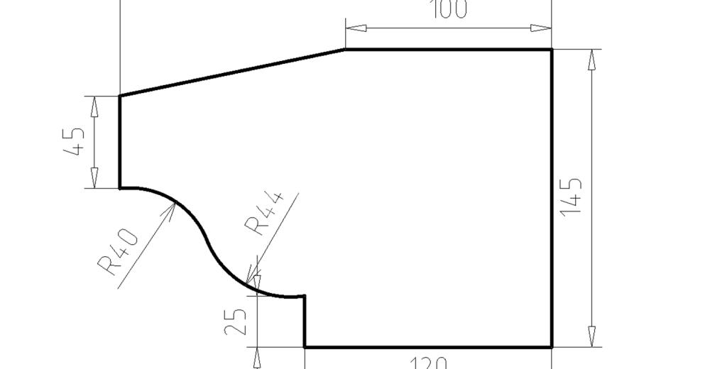 Карниз фасадный из пенополистирола КФ-42