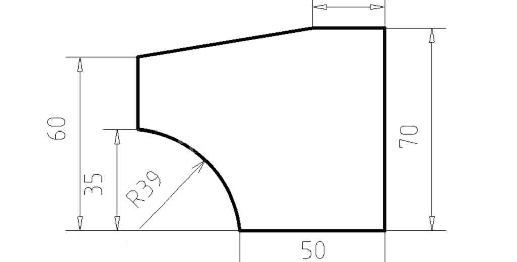 Карниз фасадный из пенополистирола КФ-08