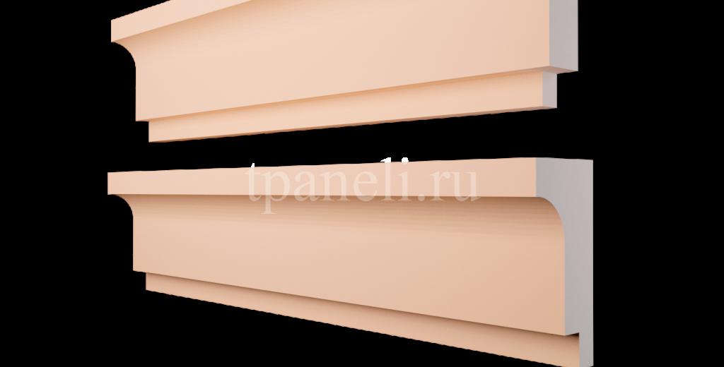 Карниз фасадный из пенополистирола КФ-81