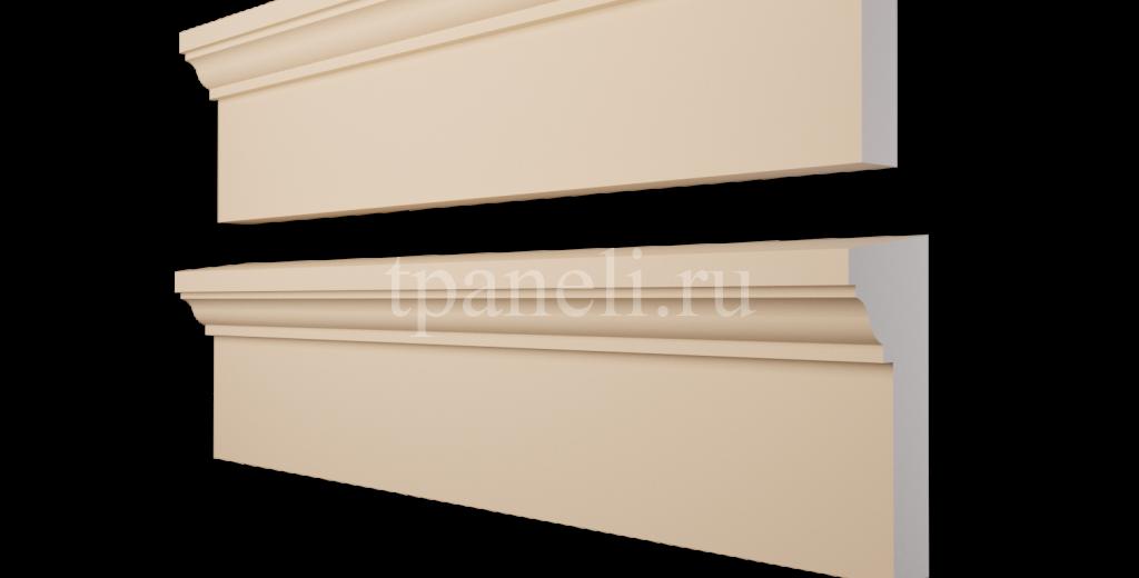 Карниз фасадный из пенополистирола КФ-83