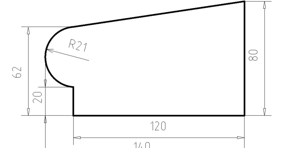 Карниз фасадный из пенополистирола КФ-09