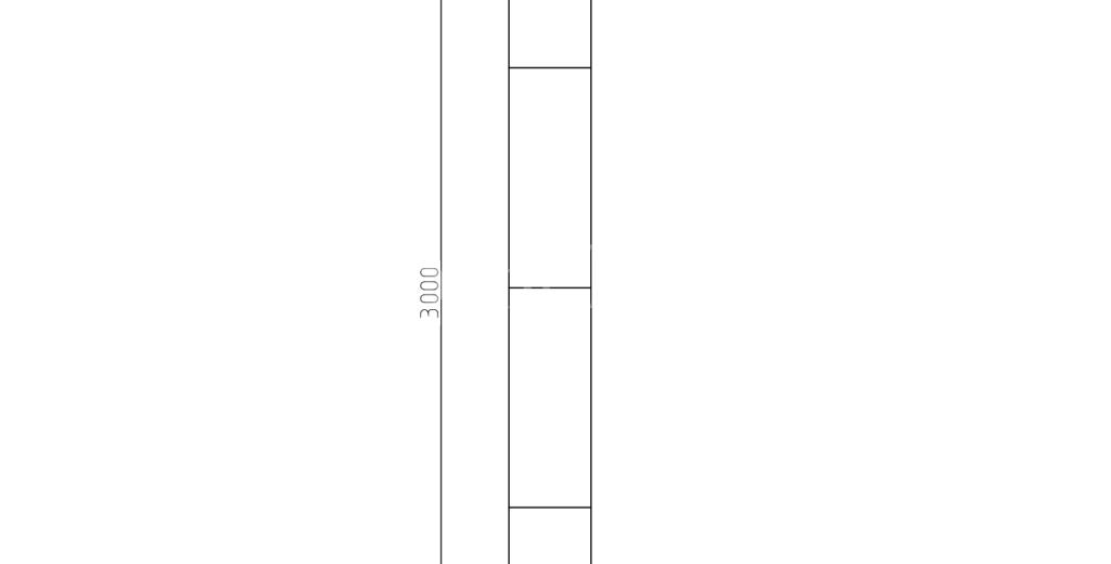 Фасадная декоративная колонна КОФ-2
