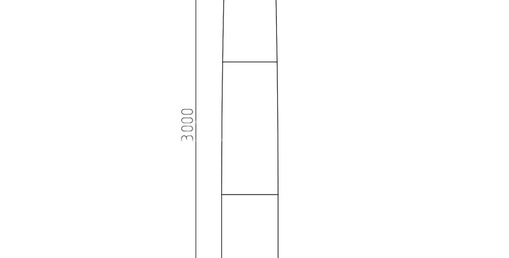 Фасадная декоративная колонна КОФ-4