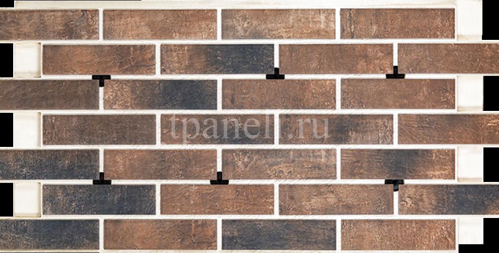 Фасадные клинкерные термопанели Cerrad Loft brick Cardamon