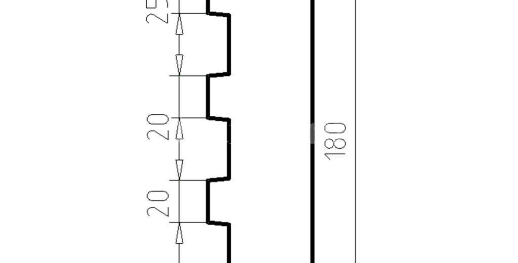 Наличники из пенополистирола модель НФ-50
