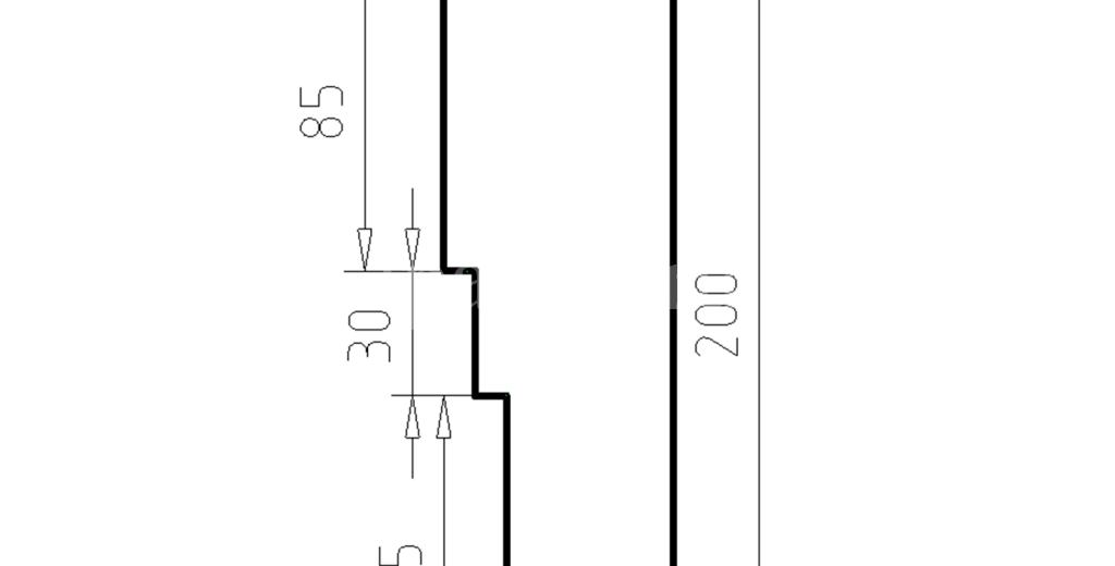 Наличники из пенополистирола модель НФ-09