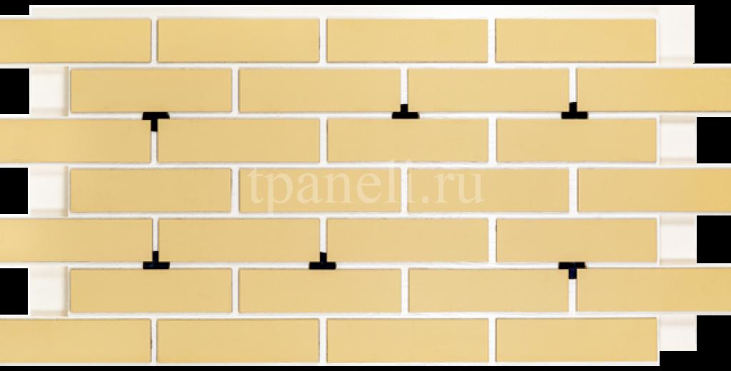 Фасадные клинкерные термопанели Cerrad Piaskowa gladka
