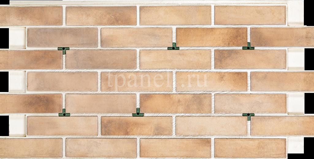 Фасадные клинкерные термопанели Cerrad Retro brick Masala