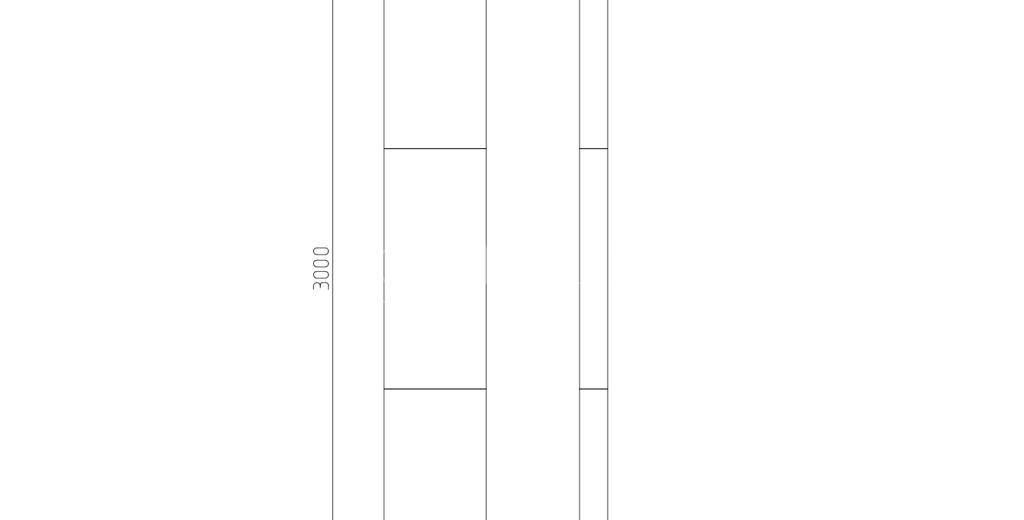 Декоративные интерьерные пилястры ПФ-2