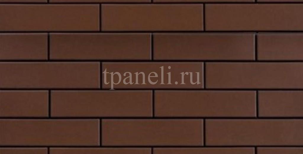Клинкерная плитка Cerrad Gladkay Brazowa