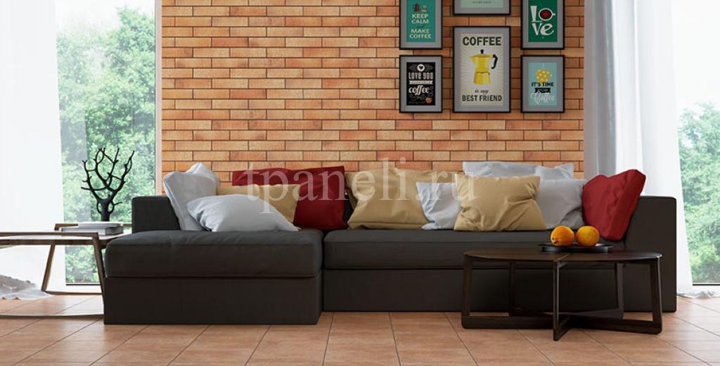 Клинкерная плитка Cerrad Loft Brick Curry